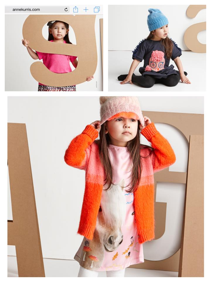 Anne Kurris Kindermodelagentur Fotoshooting